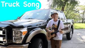 100 Pick Up Truck Song Matt Sings The Vehicles Family Finger Numbers Learn