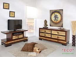 eco tv kommode tv regal tv rack klein eco collection