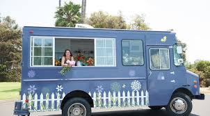 Fabulous Flower Or Food Truck For Sale