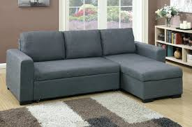 Ikea Sectional Sofa Bed by Navy Blue Microfiber Sectional Sofa Bed 6599 Gallery