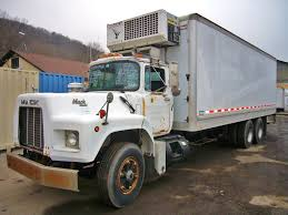 1991 Mack RB690S Tandem Axle Refrigerated Box Truck For Sale By ... Refrigerated Delivery Truck Stock Photo Image Of Cold Freezer Intertional Van Trucks Box In Virginia For Sale Used 2018 Isuzu 16 Feet Refrigerated Truck Stks1718 Truckmax Bodies Truck Transport Dubai Uae Chiller Vanfreezer Pickup 2008 Gmc 24 Foot Youtube Meat Hook Refrigerated Body China Used Whosale Aliba 2007 Freightliner M2 Sales For Less Honolu Hi On Buyllsearch Photos Images Nissan