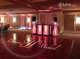 Miami Monogram Lighting Your Name in Lights Wedding Quinces or