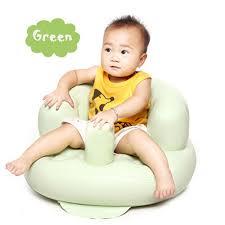 siege rehausseur enfant confortable bébé siège gonflable booster bébé chaise d