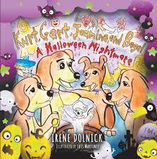 Halloween Picture Books by Kurt Gert Jazmine And Bagel A Halloween Nightmare Litfire
