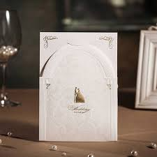Wedding Invitations Cards Customized Luxurious Vintage White Red 3D Pop UP Palace Invitation Cardstock For Marriage