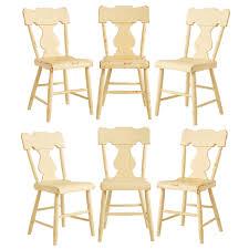 Lyre Back Chairs History by Retro Furniture Vintage Furniture Rejuvenation