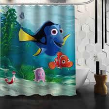 Buy finding dory shower curtain and free shipping on