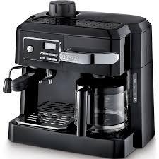 Amazon DeLonghi BCO320T Combination Espresso And Drip Coffee