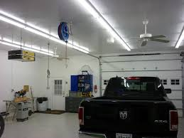 fluorescent lights workshop fluorescent lighting garage