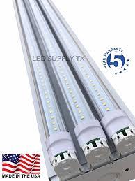 4 foot 8550 lumens 66 watt led shoplight room work garage light