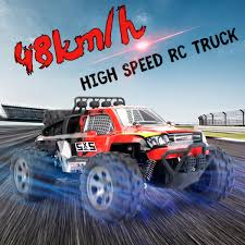 100 Rc Truck Video 118 4WD Remote Control RC Car Monster 24G High Speed Off