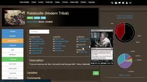 deck tech dudes modern rat tribal youtube