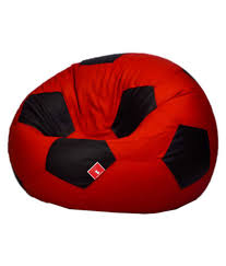 Comfy Bean Bags - Football Bean Bag - Size Xl - Filled With Beans Filler (  Red Black ) - Buy Comfy Bean Bags - Football Bean Bag - Size Xl - Filled ... Tradesk Xxxl Chair Without Beans Evolve Kids Pu Soccer Ball Beanbag Cover 150l Football Cozy Filled Bean Bag Sack Comfort College Dorm Senarai Harga Opoopv Inflatable Sofa Cool Design Ball Bag Chair 3d Model In 3dexport For And Players Orka Classic Teal White Sports Xxl Research Big Joe Small Comfy Bags Xl With Best Offer How Do I Select The Size Of A Bean Much Beans Are Cotton Arm Child