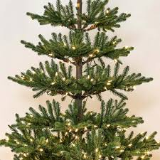 Silvertip Christmas Tree by 6ft Pre Lit Green Real Imperial Spruce Artificial Christmas Tree