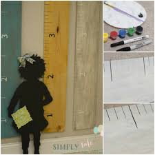 Pottery Barn {Hackers / Knock-Off} How To   Simply Tale Pottery Barn Knockoffs Get The Look For Less In Your Home With Diy Inspired Rustic Growth Chart J Schulman Co 52 Best Children Images On Pinterest Charts S 139 Amazoncom Charts Baby Products Aunt Lisa Rules Twentyphive 6 Foot Wall Ruler Oversized Canvas Wooden Rule Of Thumb Pbk Knockoff Decorum Diyer Dollhouse Bookcase Goodkitchenideasmecom I Made This Kids Knockoff Kids Growth Chart Using A The Happy Yellow House