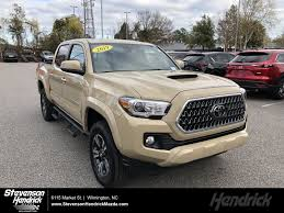 100 Used Trucks For Sale In Charlotte Nc 2019 Toyota Tacoma 4WD TRD Sport In NC 5TFCZ5AN9KX199666