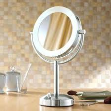 Extendable Bathroom Mirror Walmart by Lighted Makeup Mirror Walmart Canada Vanities Easy Vanity With