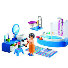 badezimmer playmobil dollhouse 70211
