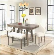Dining Room Table Sets With Bench Fabulous 29 Elegant Furniture Glass Smart Home Ideas
