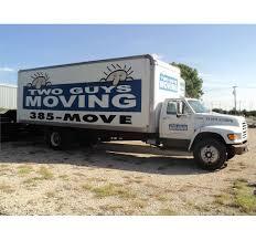 100 Ford Box Truck 1998 FORD F SERIES BOX TRUCK