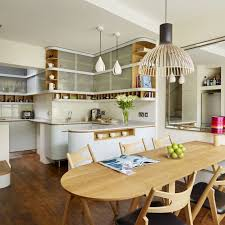 Unique Open Plan Kitchen Dining Room Designs Ideas