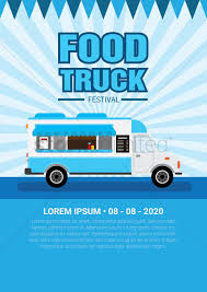 100 Food Truck Websites Truck Festival Poster Vector Image 1799596 StockUnlimited