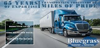 Bluegrass Transport & Expeditors: Henderson, KY: Freight & FTL Trucking Pin By Ryan Johnson On Expeditor Truck Pinterest Used Sleepers For Sale In Mn 2007 Autocar W Heil 7000 28 Yd Automated Side Loader Intertional Box Van Trucks For Sale N Trailer Magazine 2014 Used Freightliner Cascadia Expeditorreefer At Premier Beverage Grain Silage Trucks Show Testimonial 2015 Business Class M2 112 Columbus Oh 5000952135 Wednesday March 22 Premats Part 2