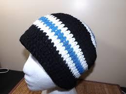 Crochet Gorro de Adulto Masculino con Ruby Stedman