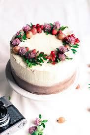 141 Best Naked Cake Idea Images On Pinterest