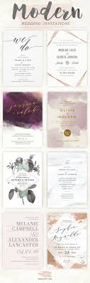 Unique Modern Wedding Invitations In A Variety Of Styles Find Your Perfect Invite