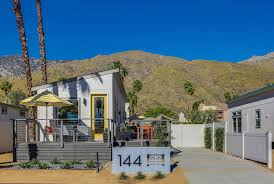 Images Large Homes by Go Small Live Large Homes From 126 000 In Palm Springs