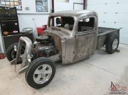 1938 GMC STREET ROD PICKUP TRUCK RAT ROD VINTAGE HOT ROD PROJECT ...
