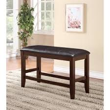 Bench For Counter Height Table by Counter Height Dining Bench Wayfair
