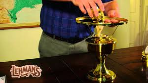 Aladdin Lamp Oil Canada by How To Set Up A Kerosene Lamp U2014 Mother Earth News Youtube