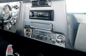 100 Truck Stereo 1970 GMC The Silver Medal Hot Rod Network