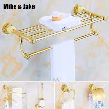 jade goldene badezimmer regal haarschmuck goldene edelstahlbadezimmerpapierhalter handtuchring doppelbecherhalter seifenhalter badezimmer wandregal