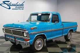 1970 Ford F-100 Sport Custom For Sale #67547 | MCG 1970 Ford F100 Pickup Incredible Time Warp Cdition Ford F250 For Sale Near Cadillac Michigan 49601 Classics On Price Drop Ranger Xlt Short Box Thumbs Up Whever It Goes 1977 Ford Crew Cab 4x4 Old Show Truck Youtube 50 Awesome Of Truck Sale Classiccarscom Cc994692 Vintage Pickups Searcy Ar T95 Dump For Johnny 110 1968 Pick V100s 4wd Brushed Rtr Rizonhobby Flashback F10039s New Arrivals Of Whole Trucksparts Trucks Or