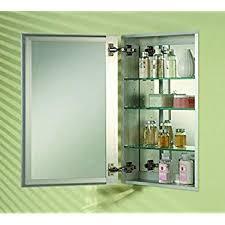 Afina Medicine Cabinet 48 by Amazon Com Afina Broadway Recessed Single Door Medicine Cabinet
