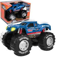 100 Bigfoot Monster Truck Toys Comaco Road Rippers