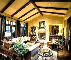 Rustic Style Home Interiors