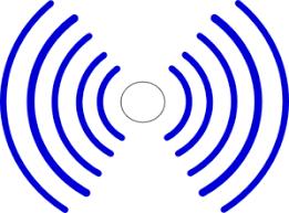 Radio Waves Clip Art at Clker