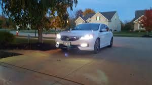 2016 sport which headlight bulbs to match fog lights honda