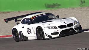 BMW Z4 GT3 Best Sounding GT3 Car Ever