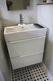 ikea lillangen sink w godmorgon cabinet we bought a sink flickr