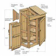attached shed plans free furniture pinterest woodworking and