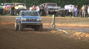 Mud Racing At The Southeast Alabama Mud Truck June 10, 2017 - YouTube