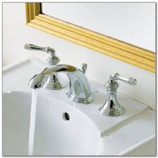 Kohler Fairfax Kitchen Faucet Brushed Nickel by Kohler Brushed Nickel Kitchen Faucet Sinks And Faucets Home