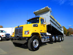 100 Tri Axle Dump Truck For Sale By Owner Class 7 Class 8 Heavy Duty S