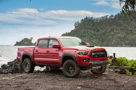 2017 Toyota Tacoma TRD Pro Review - AutoGuide.com News Toyota Small Truck 4runners Are The Best Bang For Your Buck Return Of The Autotraderca Xmitter Light Bar Placement Page 2 Tacoma World 4x4 File0104 Trd Extjpg Wikimedia Commons Curbside Classic 1986 Turbo Pickup Get Tough Abat Concept 2008 Pictures Information Specs 2015 Sport Reader Review Is This Return Small Pickup Truck To Usa 5 12 Pickups That Revolutionized Design Trucks Getting Safer But Theres Room 20 Years And Beyond A Look Through