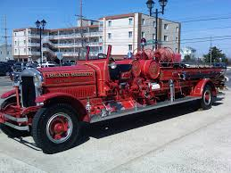 Toms River Halloween Parade Winners by Island Heights Volunteer Fire Company No 1